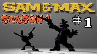 Sam & Max: Season One - Kultur Schock #1 - [Let