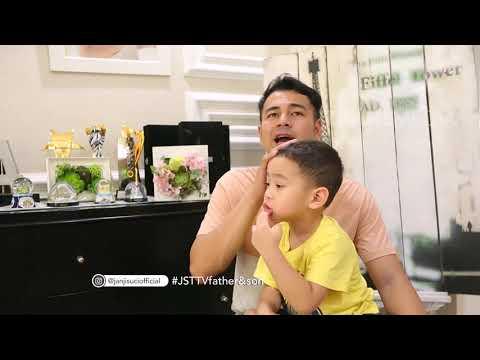 JANJI SUCI - Rafathar Di Mandiin Papahnyaa Lucuuuu !! (18/3/18) Part 1
