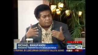 Michael Manufandu : Diplomasi Corby - Papua - Australia