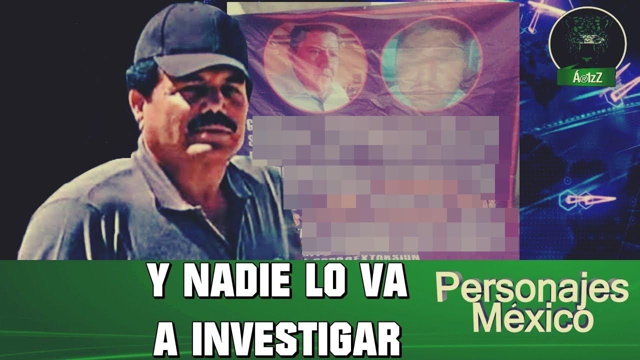 El Mayo señala a hermano de Ricardo Monreal de colaborar con el CJNG