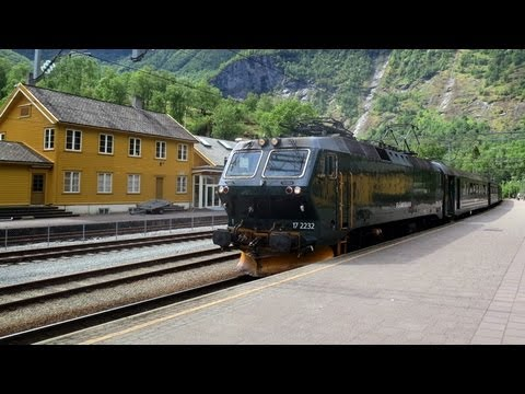 Flam Railway, Norwegian Fjords Cruise June 2013
