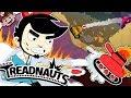 FAST PACED SHELLSHOCK?! | Friendly Fire = Salty Rage Tanks! (Treadnauts Multiplayer w/ Friends)