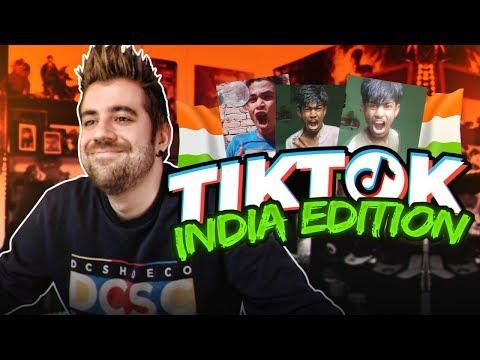 TIK TOK EDICIÓN INDIA