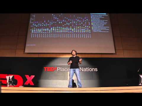 Big data – It's in the post | Miguel Luengo-Oroz | TEDxPlaceDesNations