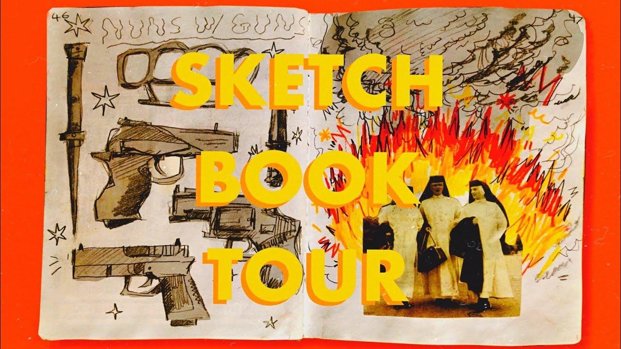 SKETCHBOOK TOUR #10
