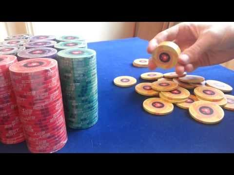 EPT Ceramic Poker Chips