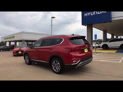 2020 Hyundai Santa Fe Tyler, Longview, Mineola, Jacksonville, Lindale, TX H150174