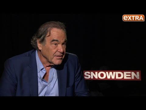 Oliver Stone Not Interested in Trump or Clinton: 'They're Not Talking About the Issues'