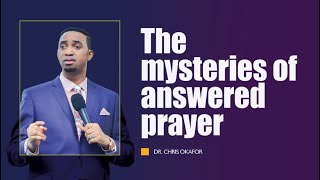 THE MYSTERIES OF ANSWERED PRAYER