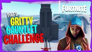 [FREE VBUCKS!!] || Gritty Gauntlet Challenge || Fortnite Battle Royale