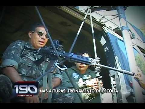 Treinamento Exército Brasileiro em Uberlândia - MG