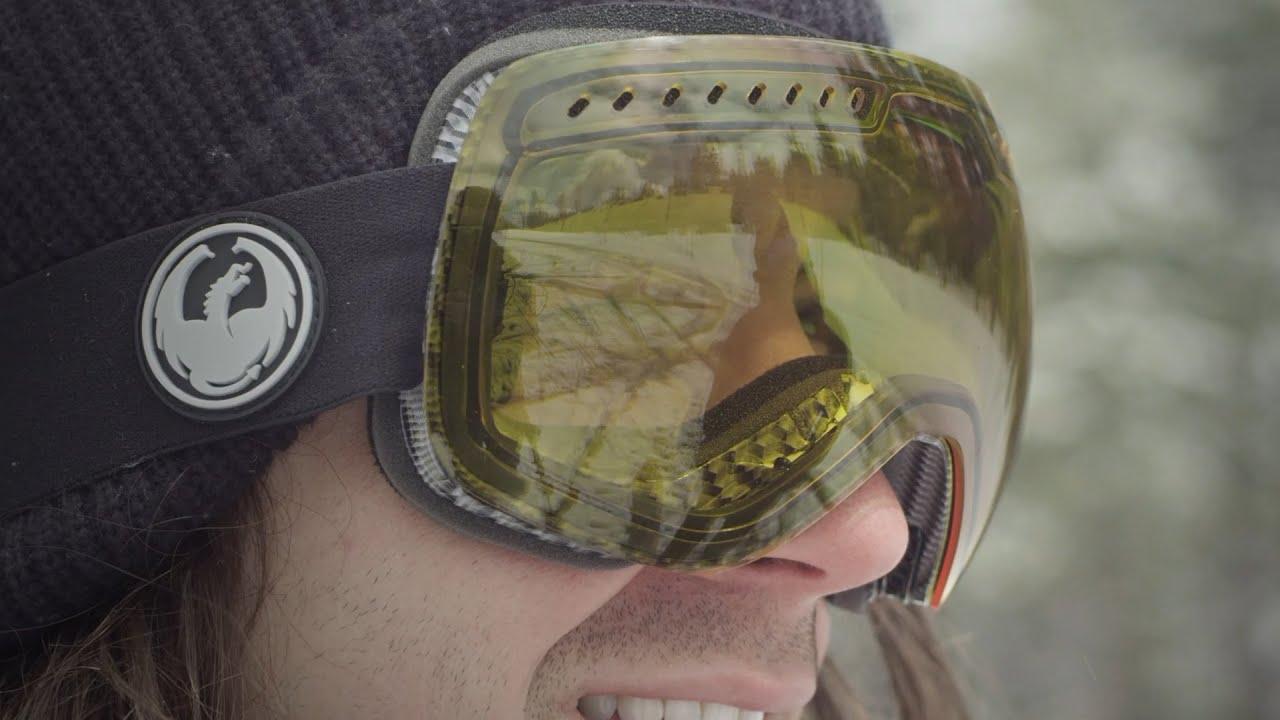transition ski goggles  Dragon Ski Goggle Transition Lenses