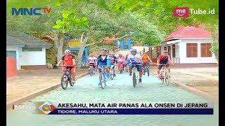 Download Video SERU! Bersepeda Sambil Menikmati Keindahan Alam Pantai Akesahu, Tidore - LIP 25/11 MP3 3GP MP4