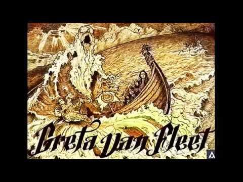 Greta Van Fleet - Rare Early Raw Studio...