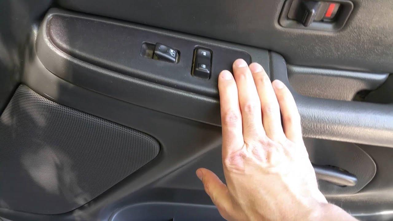 Front Door Replacement >> How To: Remove Front Door Panel '06 GMC Sierra 1500 SLE Crew Cab - YouTube