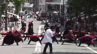 信州飯田RANGOKU 2016 『守り人』:飯田りんごん No.1