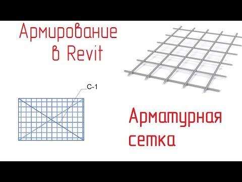 Видео Арматурная сетка в рулоне