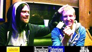 The Used Interview #3 Bert Mccracken 2013