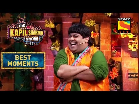 Bachcha Reveals Kapil's Secrets | The Kapil Sharma Show Season 2 | Best Moments