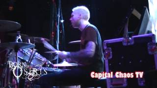"Born Of Osiris ""Follow The Signs"" live in Sacramento 10/16/14 on CAPITAL CHAOS TV"