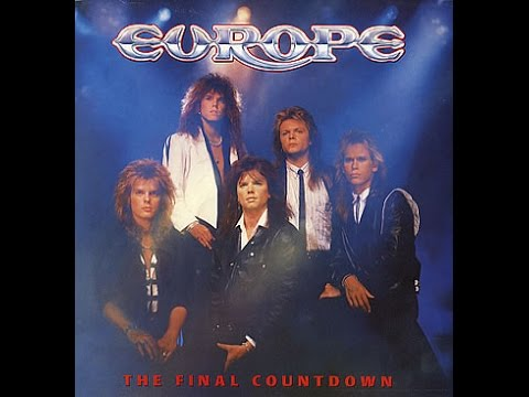 Europe - The Final Countdown (Professionally Mastered Reconstruction Instrumental for Karaoke)