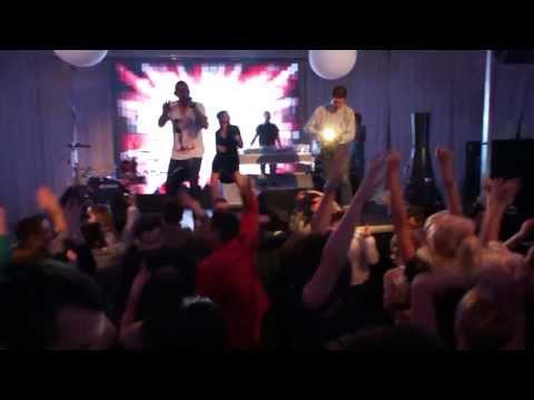 Flamingo Night,Chisinau.March 8 2014 Sasha Lopez,Ale Blake&Broono