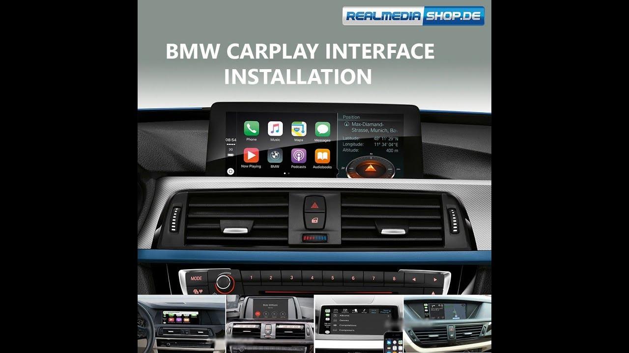 Apple CarPlay Retrofit for BMW 7 Series F01 F02 2011 with CIC System