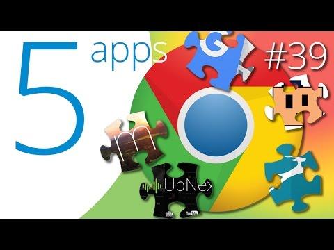 Las 5 mejores extensiones para Google Chrome