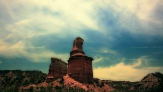 Palo Duro Canyon HD Time Lapse 2