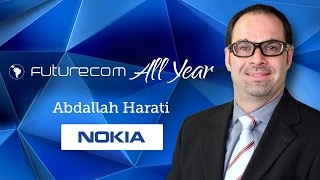 Entrevista com Abdallah Harati, Presidente de Nokia Networks