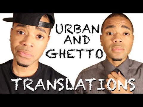 Urban & Ghetto Translations  FreshPrinceYuup