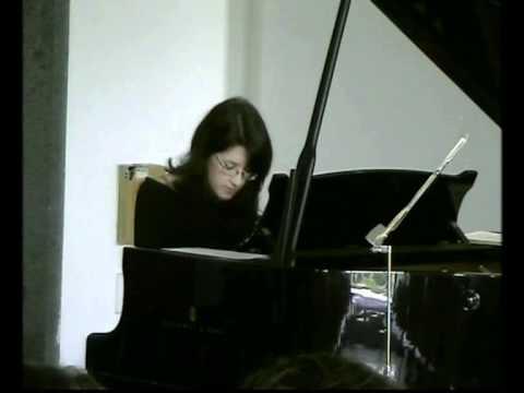 Stravinsky Piano Sonata - Caterina Demetz (16 jears old)