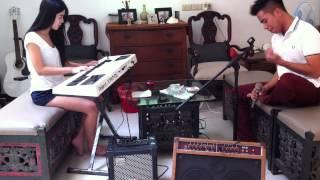 Ungu - Demi Waktu ( Cover : Widi & Pamela )