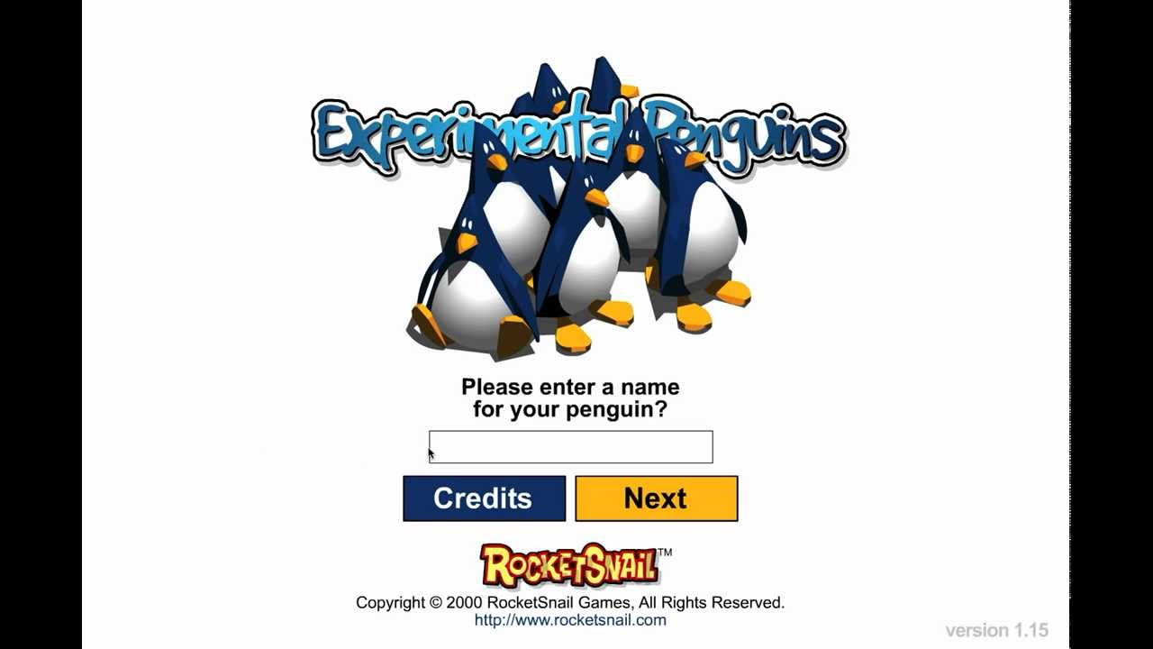 Experimental Penguins - YouTube