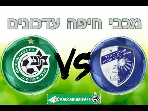 Hapoel Kfar-Saba Maccabi Haifa Goals And Highlights