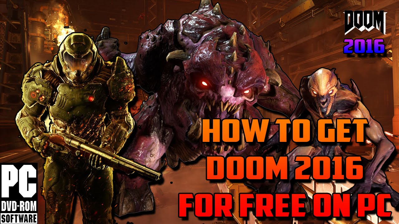 original doom free download
