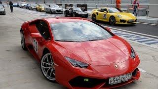 Сочи Автодром: гонки MaxPowerCars