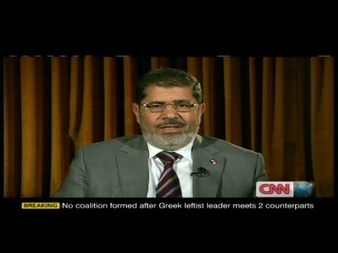 Muslim Brotherhood Candidate for Egypt's President