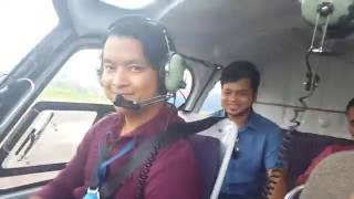 Helicopter Ride at Pokhara
