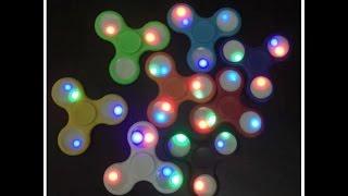 Nơi mua đồ chơi con quay Fidget Spinner có đèn LED giá rẻ nhất