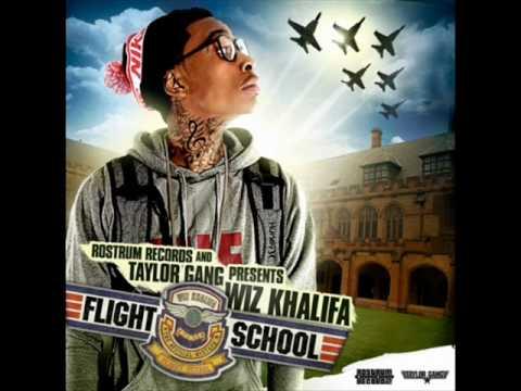 Wiz khalifa- I Hate College (LYRICS)