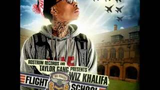 Wiz khalifa- I Hate College (LYRICS)