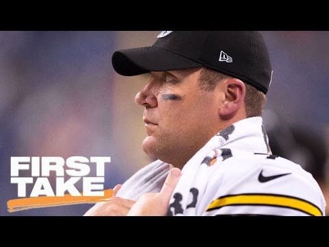 Snoop Dogg: Steelers Need Ben Roethlisberger's Successor | First Take | April 19, 2017