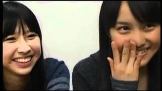 ももいろクローバーZ 百田夏菜子&玉井詩織のトークPart2。UST放送2011...