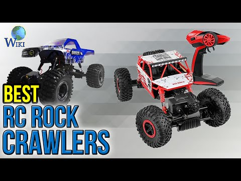 8 Best RC Rock Crawlers 2017 - YouTube