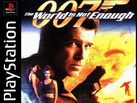 007 the world is not enough ps1 cover