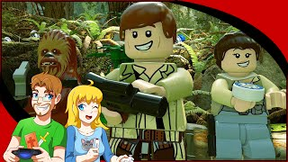 LEGO Star Wars The Force Awakens - Endor & Finalizer Free Play Live Stream!