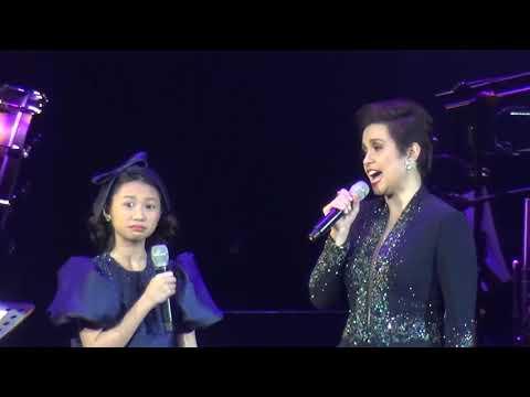 Shy -- Lea Salonga with Nicole Chien
