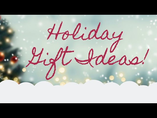 Holiday Gifts With Usborne Books & More!