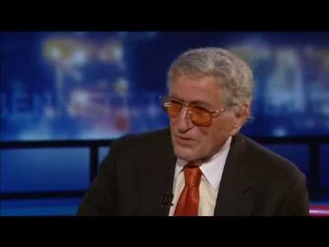 Tony Bennett Interview with George Stroumboulopoulos